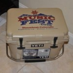 Steamboat Yeti Cooler
