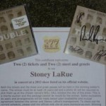 Stoney & RRB CD
